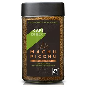 Cafedirect Machu Picchu Freeze Dried 6x200g jars