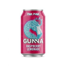 Gunna Pink Punk – Raspberry Lemonade 24 x 330ml