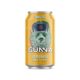Gunna Twisted – Lemonade & Hint of Mint 24 x 330ml