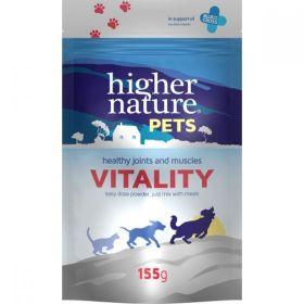 Higher Nature Vitality Powder 155g x1