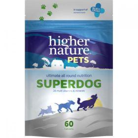 Higher Nature Superdog Tablets 60s x1
