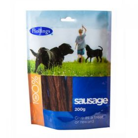 Hollings Sausage For Dogs 200g x10