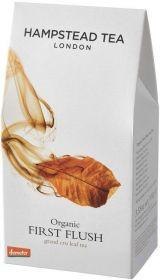 Hampstead Organic First Flush Loose Leaf Tea Pouches 100g x6