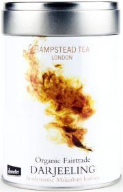 Hampstead Tea Organic Darjeeling Leaf Black Tea (Tin) 100g x6