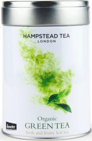 Hampstead Tea Organic Leaf Green Tea (Tin) 100g x6
