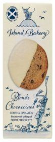 Island Bakery Blonde Chocaccinos 12x133g