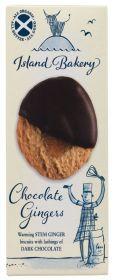 Island Bakery Chocolate Gingers 2x25g
