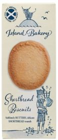 Island Bakery Shortbread Biscuits 2x25g