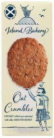 Island Bakery Oat Crumbles 2x35g
