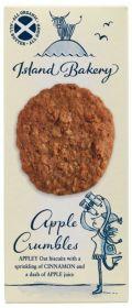 Island Bakery Apple Crumbles 2x35g