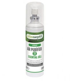 Olioseptil Air Purifier + 77 Essential oils 125ml x1