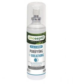 Olioseptil Purifying + Breathing Spray 125ml x1