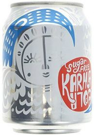 Karma Fair Trade & Organic Natural Sugar Free Cola Drink 250ml x24
