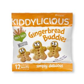 Kiddylicious Gingerbread Buddies 20g x16