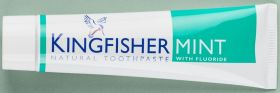 Kingfisher Toothpaste Mint 12x100ml