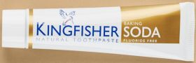 Kingfisher Toothpaste Baking Soda Mint 12x100ml
