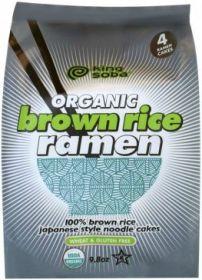 King Soba Organic Brown Rice Ramen 280g x6