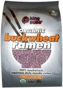 King Soba Organic Buckwheat Ramen 280g x6