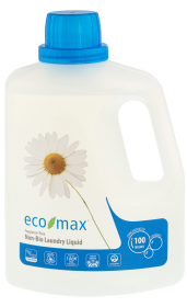 Eco-Max Laundry Detergent Fragrance Free 3L x4