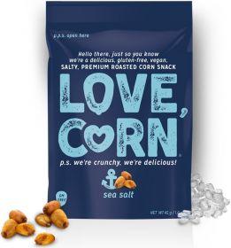 1002 - Love Corn Premium Sea Salt Crunchy Corn 45g x10
