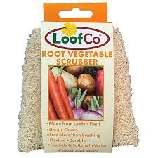 LoofCo Root Vegetable Scrubber-bulk