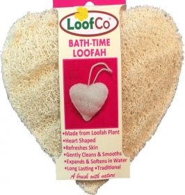 LoofCo Bath-Time Loofah x24