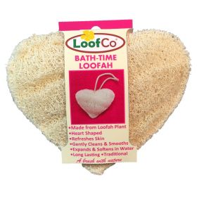 LoofCo Bath-Time Loofah x8
