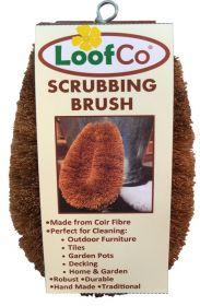 LoofCo Scrubbing Brush x12