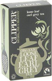 Clipper Tea Earl Grey Loose 125g