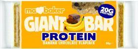 PROMO Ma Baker Giant Protein BANANA Flapjack 90gx20