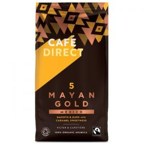 Whole Bean Mayan Gold 6x227g