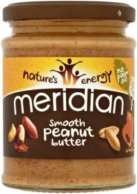 Meridian Smooth Peanut Butter 100% 6 x 470g