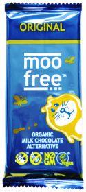 PROMO Moo Free Organic Original Chocolate 100g x12