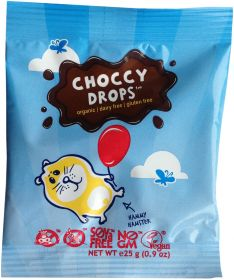 PROMO Moo Free Organic Choccy Drops 25g x25