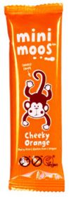 PROMO Moo Free Organic Cheeky Orange Chocolate (Mini Moos) 23g x15