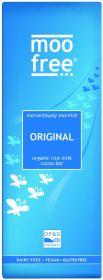 PROMO Moo Free Organic Moreish Original Cocoa Bar 80g x12