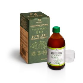 My Vitaly Organic Olive Leaf Extract Liquid 500ml x1