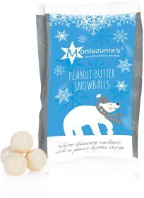 Montezuma Peanut Butter Snowballs 150g x7
