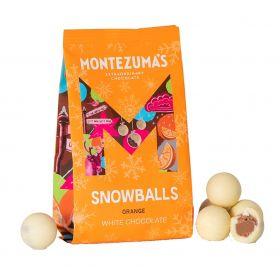 Montezuma Orange Snowballs 150g x7