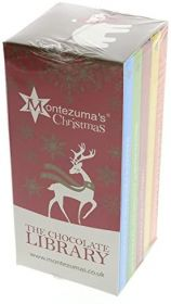 Montezuma Christmas Library 450g x4