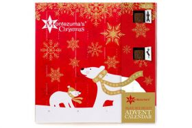 Montezuma Milk Advent Calendar 240g x5