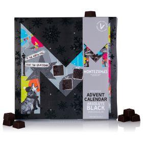 Montezuma Absolute Black Advent Calendar 240g x5