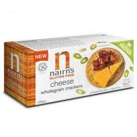 Nairn's GF Cheese Crackers 8x137g