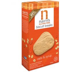Nairn's Biscuit Break Oat & Syrup 7 x 160g