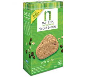 Nairn's Oats & Fruit Biscuit Breaks 7 x 160g