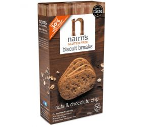 Nairn's Oats & Chocolate chip Biscuit breaks 7 x 160g