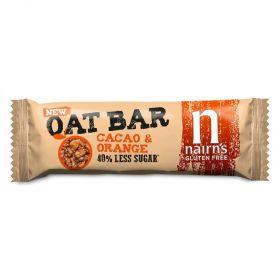 Nairn's Cacao & Orange Oat Bars 20 x40g