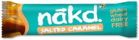Nakd Salted Caramel Bar 35g x18