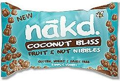 Nakd Coconut Bliss Fruit & Nut Nibbles 40g x18