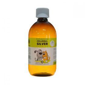 Natures G/Secret Colloidal Silver For Pets 10ppm 500ml x6